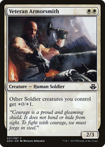 Veteran Armorsmith image
