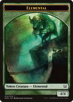 Elemental Token image