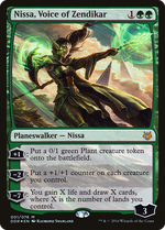 Nissa, Voice of Zendikar image