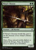 Nissa's Chosen image