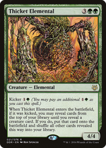 Thicket Elemental image