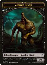 Zombie Giant Token image