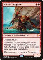 Warren Instigator image