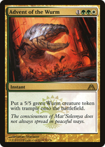 Advent of the Wurm image