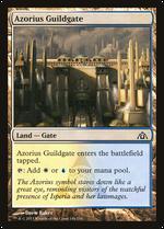 Azorius Guildgate image