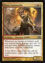 Blaze Commando image
