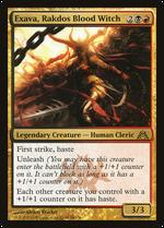 Exava, Rakdos Blood Witch image
