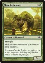 Maze Behemoth image