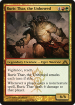 Ruric Thar, the Unbowed image