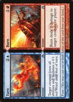 Turn // Burn image