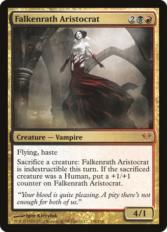Falkenrath Aristocrat image