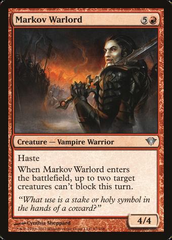 Markov Warlord image