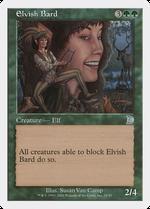 Elvish Bard image