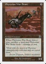 Phyrexian War Beast image