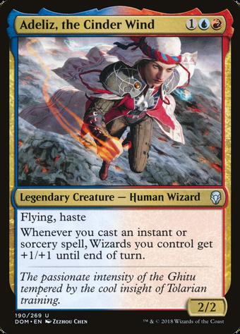 Adeliz, the Cinder Wind image