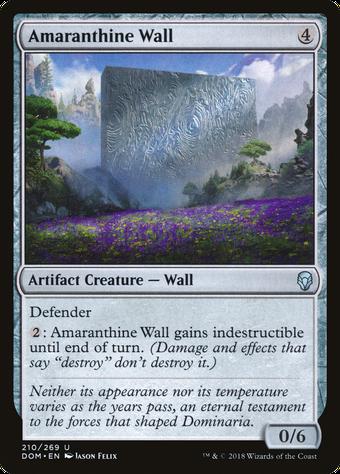 Amaranthine Wall image