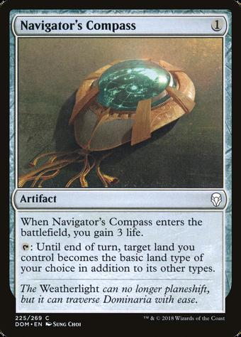 Navigator's Compass image