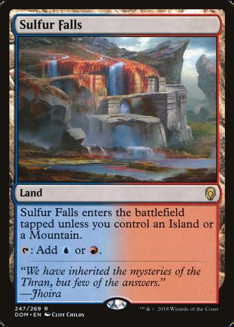 Sulfur Falls image
