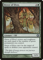 Drove of Elves image