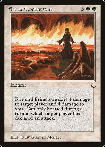 Fire and Brimstone image