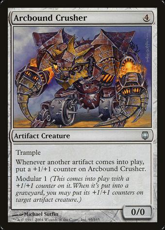 Arcbound Crusher image