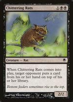 Chittering Rats image