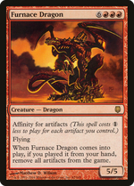 Furnace Dragon image
