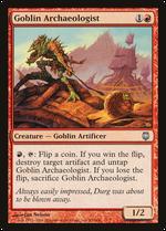 Goblin Archaeologist image