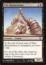 Nim Abomination image