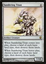 Sundering Titan image