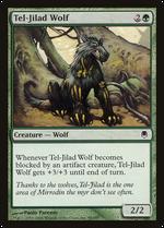 Tel-Jilad Wolf image