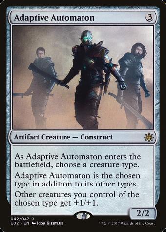 Adaptive Automaton image