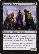 Barrow Witches image