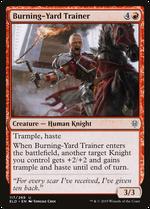 Burning-Yard Trainer image