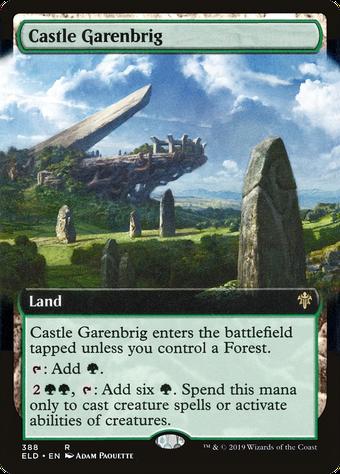 Castle Garenbrig image