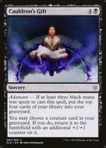 Cauldron's Gift image
