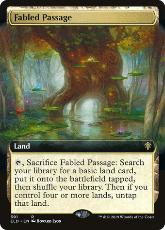 Fabled Passage image