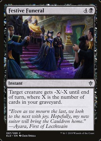 Festive Funeral image