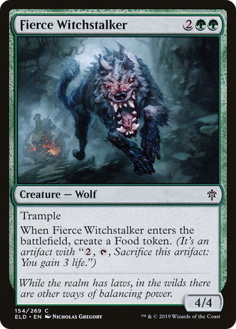Fierce Witchstalker image