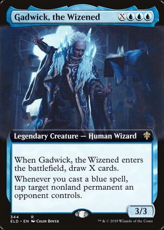 Gadwick, the Wizened image