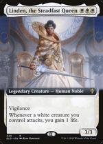 Linden, the Steadfast Queen image