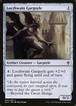 Locthwain Gargoyle image