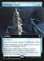 Midnight Clock image