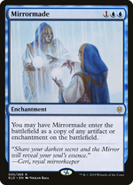 Mirrormade image