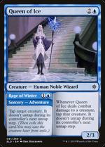 Queen of Ice // Rage of Winter image