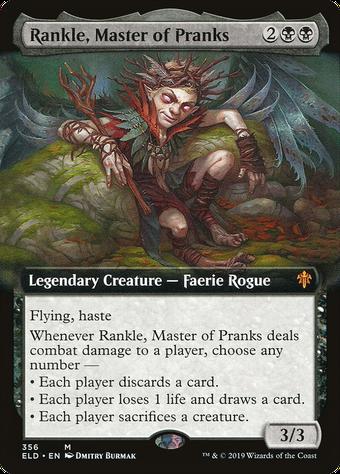 Rankle, Master of Pranks image