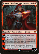 Rowan, Fearless Sparkmage image