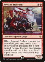 Rowan's Stalwarts image