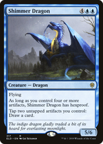 Shimmer Dragon image