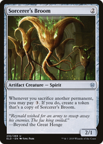 Sorcerer's Broom image